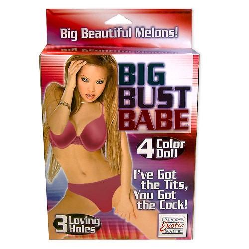 Big Busty Babe