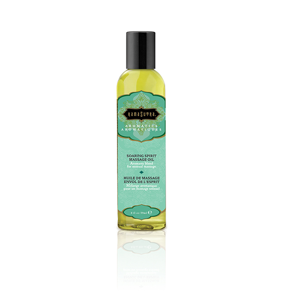 Aromatic Massage Oil Soaring Spirit 59 ml
